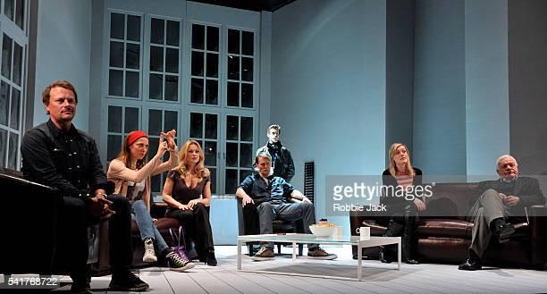 Neil Stuke as Brian Ruth Everett as Francis Andree Bernard as Eve Paul Trussell as Alan Jonathan Sidgwick as Director Sarah Chamberlain as Debra and...