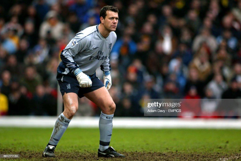 Soccer - AXA FA Cup - Third Round - Watford v Chelsea : News Photo