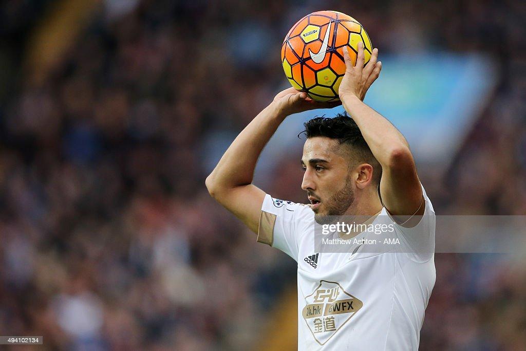 Aston Villa v Swansea City - Premier League : News Photo
