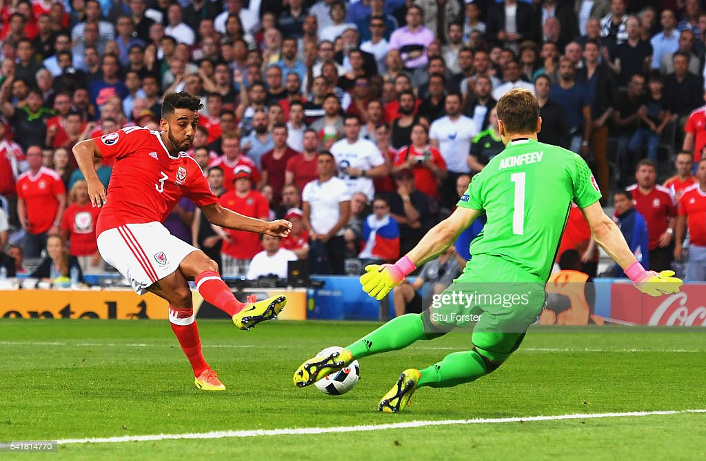 Russia v Wales - Group B: UEFA Euro 2016 : News Photo