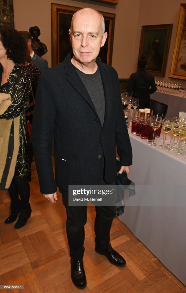 David Hockney At Tate Britain - Private View