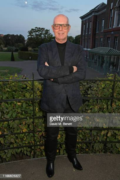 Neil Tennant attends the ATG Summer Party at Kensington Palace Gardens in celebration of Sir Ian McKellen on September 8 2019 in London England