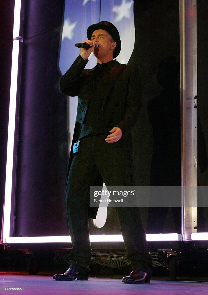 HM Tower Of London Festival Of Music: Pet Shop Boys Concert : News Photo