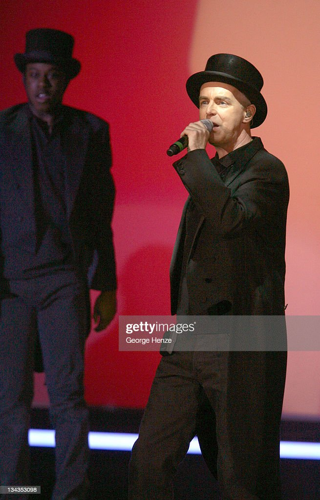 Pet Shop Boys in Concert at the RAI Theatre in Amsterdam, May 22, 2007