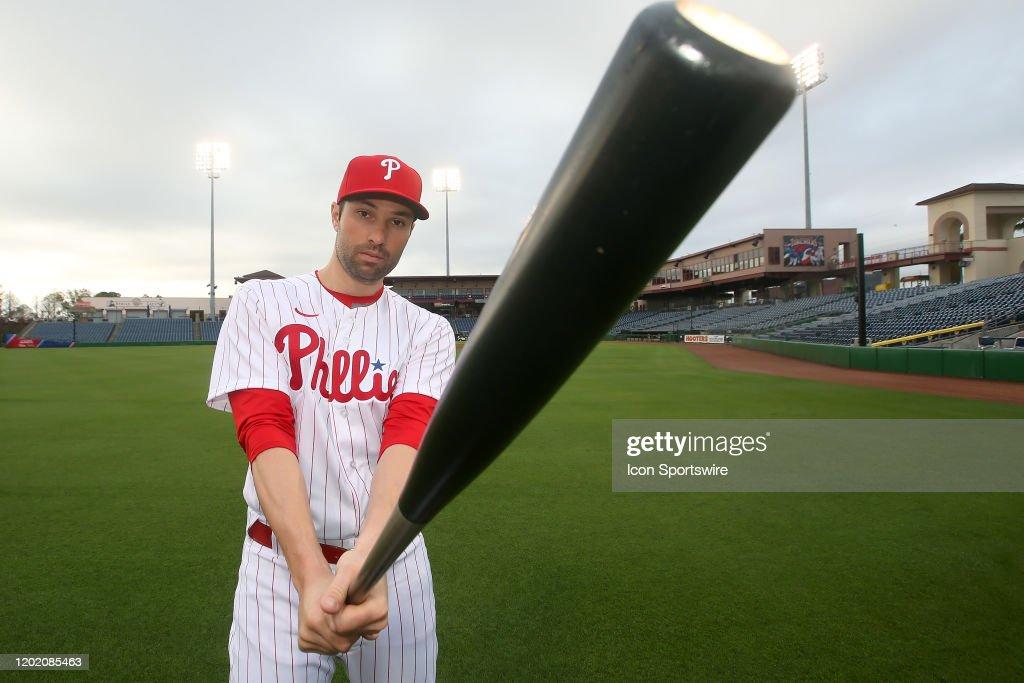 MLB: FEB 19 Philadelphia Phillies Photo Day : News Photo