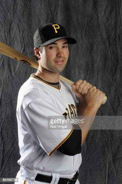 Neil Walker of the Pittsburgh Pirates poses during photo day at the Pirates spring training complex on February 22 2009 in Bradenton Florida