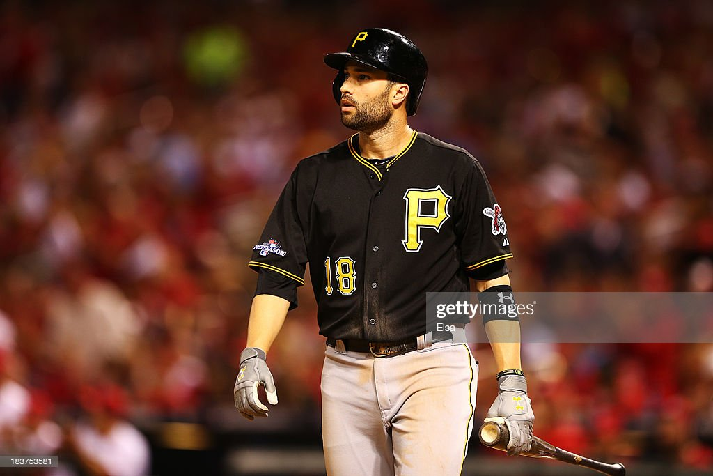 Division Series - Pittsburgh Pirates v St Louis Cardinals - Game Five : News Photo