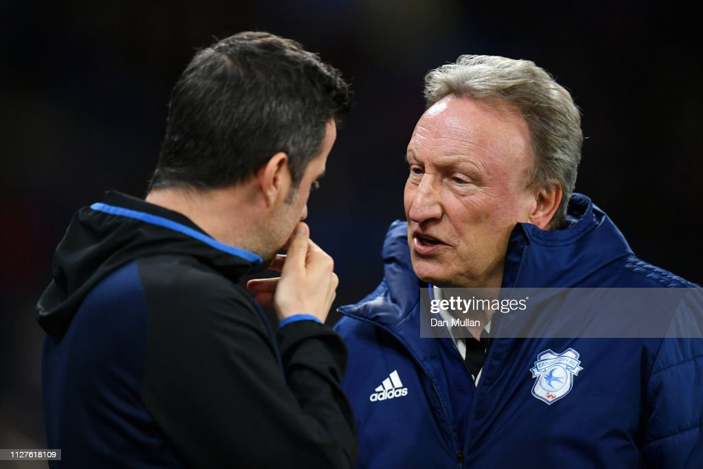 GBR: Cardiff City v Everton FC - Premier League