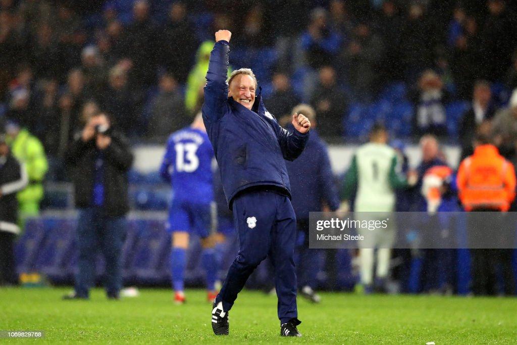 Cardiff City v Southampton FC - Premier League : News Photo