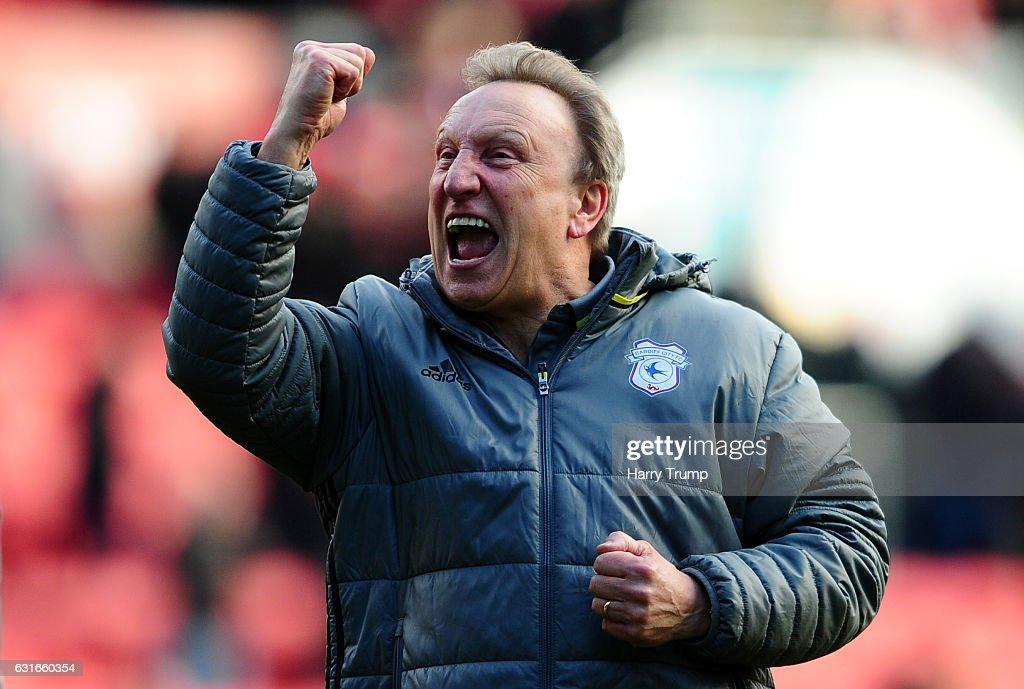 Bristol City v Cardiff City - Sky Bet Championship : News Photo