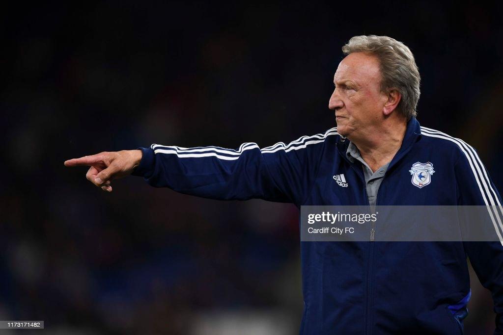 Cardiff City v Queens Park Rangers - Sky Bet Championship : News Photo