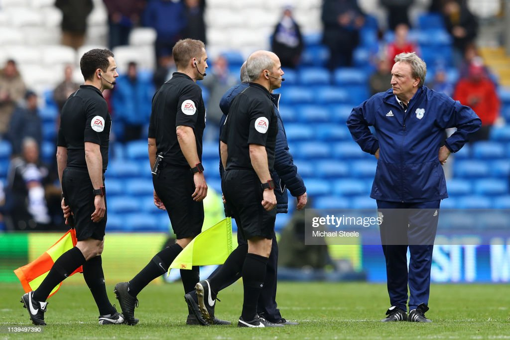 GBR: Cardiff City v Chelsea FC - Premier League
