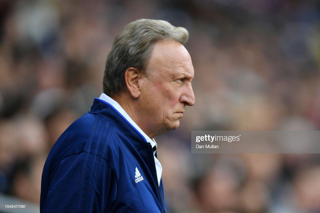 Cardiff City v Burnley FC - Premier League : News Photo