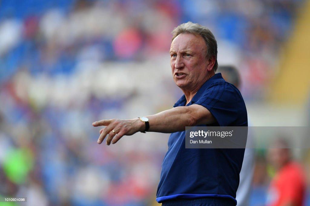 Cardiff City v Real Betis - Pre-Season Friendly : News Photo