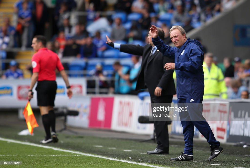 Cardiff City v Newcastle United - Premier League : News Photo