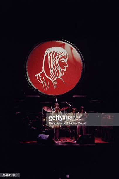 Neil Young with Crazy Horse live at Nippon Budokan Tokyo March 1976