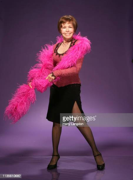 Neile Adams poses for a portrait in Los Angeles California