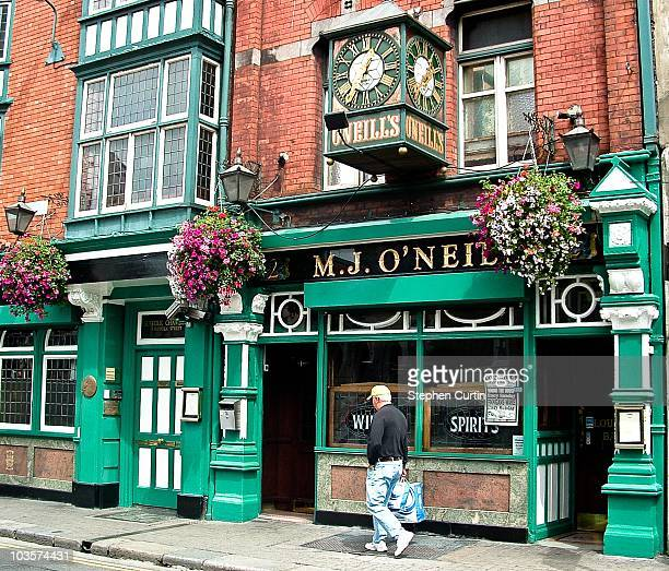 Neill's pub in Dublin, Ireland.