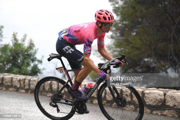Neilson Powless of The United States and Team EF Pro Cycling / during the 107th Tour de France 2020, Stage 1 a 156km stage from Nice Moyen Pays to...