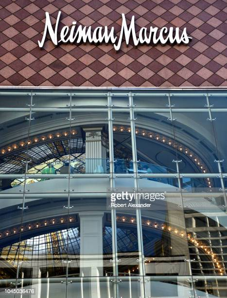 Neiman Marcus department store in San Francisco California