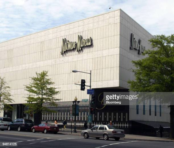 Neiman Marcus store is pictured in Washington DC on Monday May 2 2005 The Neiman Marcus Group sold its department stores to Texas Pacific Group and...