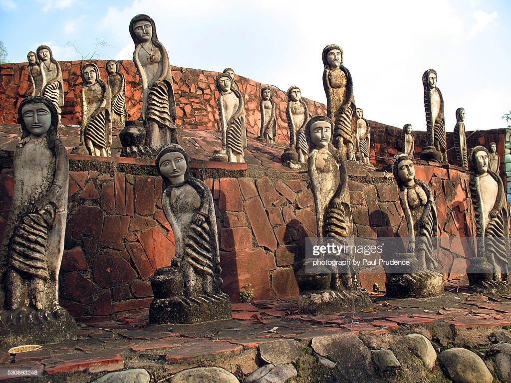 Nek Chand Sculpture Garden