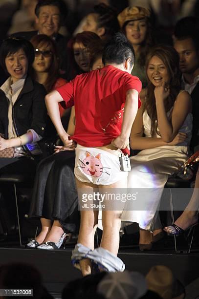 Neko Hiroshi during MTV Video Music Awards Japan 2006 Show at Yoyogi National Stadium in Tokyo Japan