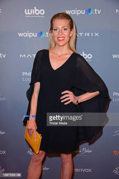 Nele Kiper attends the Movie Meets Media party during 69th Berlinale International Film Festival at Hotel Adlon on February 10 2019 in Berlin Germany