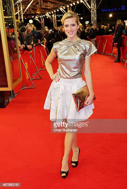 Nele Kiper attends the 'Stereo' premiere during 64th Berlinale International Film Festival at Zoo Palast on February 8 2014 in Berlin Germany