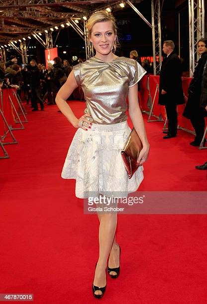 Nele Kiper attends the Stereo premiere during the 64th Berlinale International Film Festival at the Zoo Palast on February 8 2014 in Berlin Germany