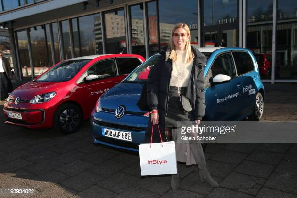 Nele Kiper during the VW at Instyle Lounge event as part of the Berlin Fashion Week Autumn/Winter 2020 at Cafe Moskau on January 15, 2020 in Berlin,...