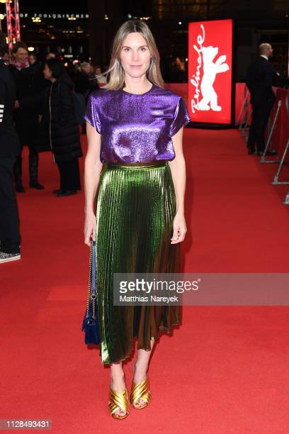 Nele MuellerStöfen attends the All My Loving premiere during the 69th Berlinale International Film Festival Berlin at Zoo Palast on February 09 2019...