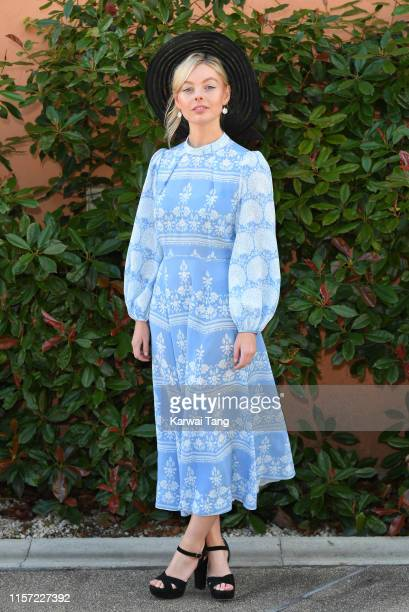 Nell Hudson attends day three Ladies Day of Royal Ascot at Ascot Racecourse on June 20 2019 in Ascot England