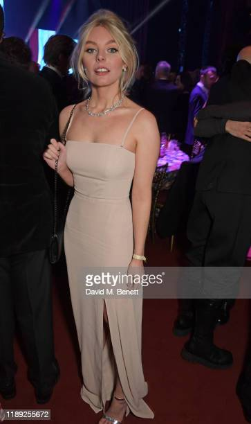 Nell Hudson attends the after party of the 65th Evening Standard Theatre Awards in association with Michael Kors at the London Coliseum on November...