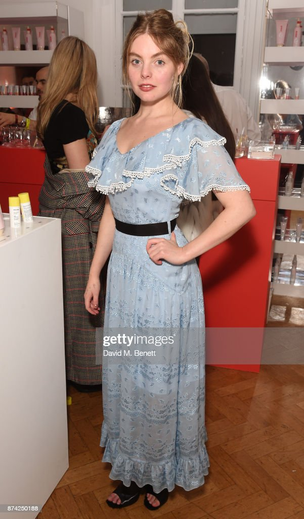 Glossier Studio Pop Up Launch Party : News Photo