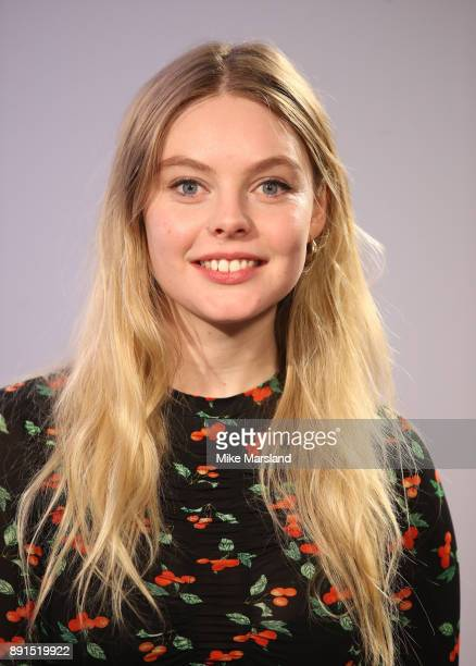 Nell Hudson during a BUILD panel discussion on December 13 2017 in London England