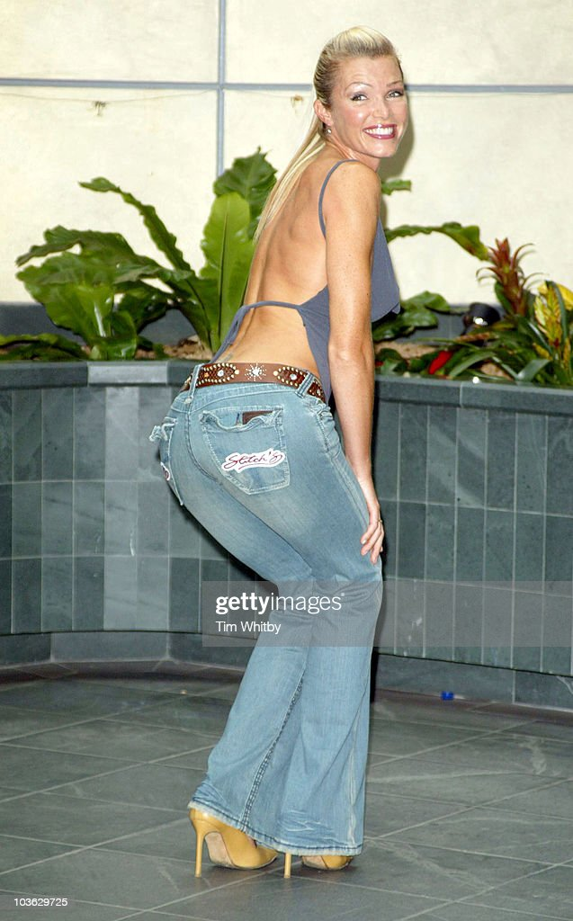 Nell McAndrew Named 2005 Rear of the Year : News Photo