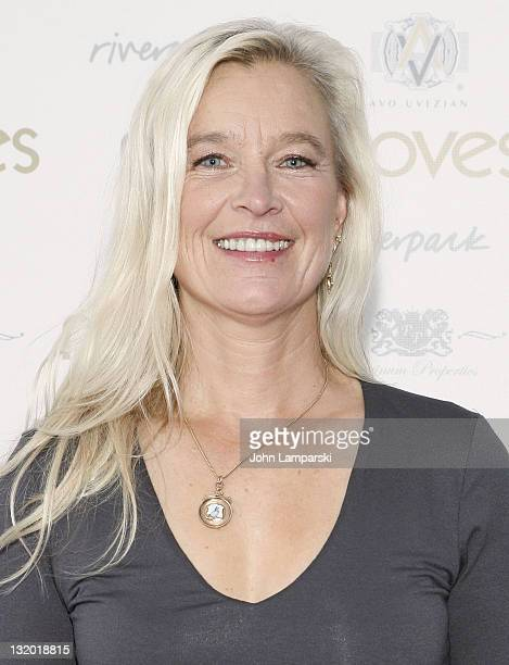 Nell Newman attends the Moves 2011 Power Women Awards at Riverpark on November 9 2011 in New York City