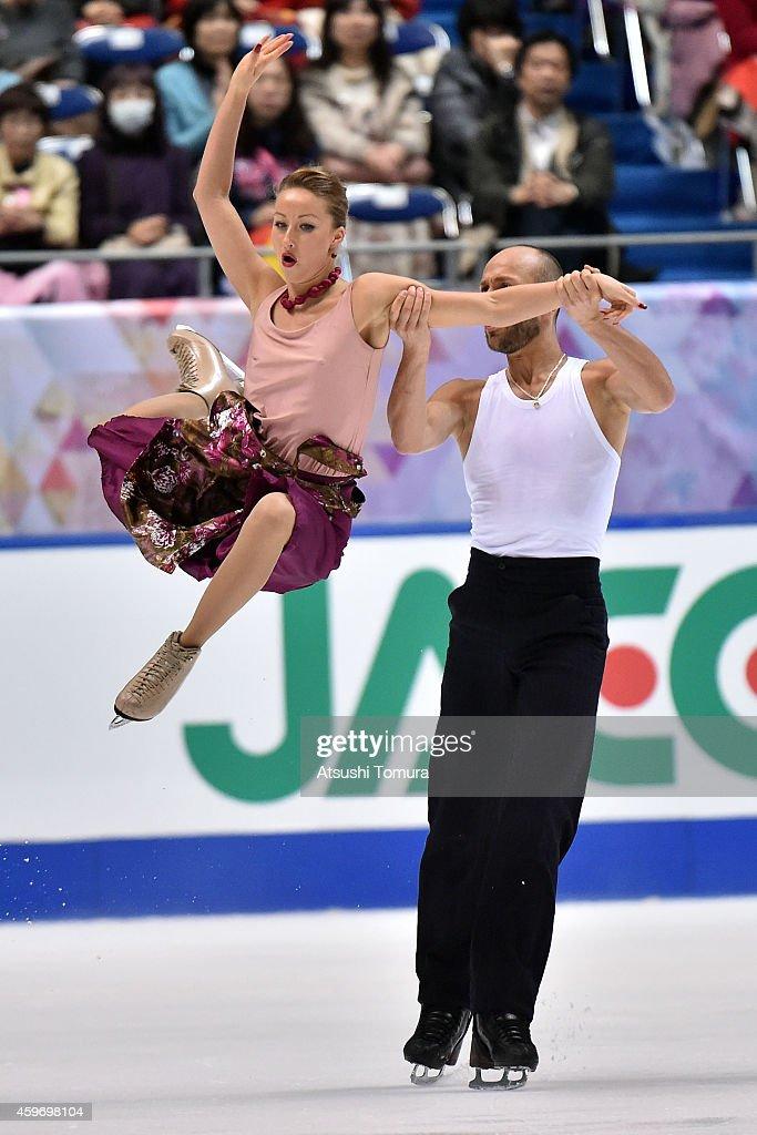 ISU Grand Prix of Figure Skating 2014/2015 NHK Trophy - Day 2