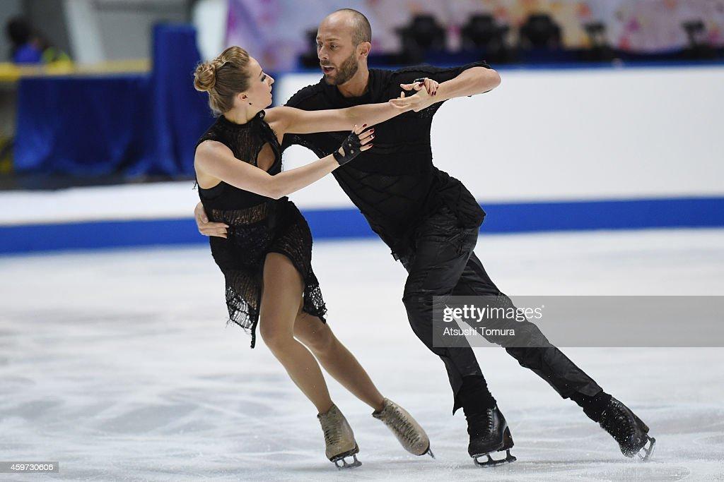 ISU Grand Prix of Figure Skating 2014/2015 NHK Trophy - Day 3