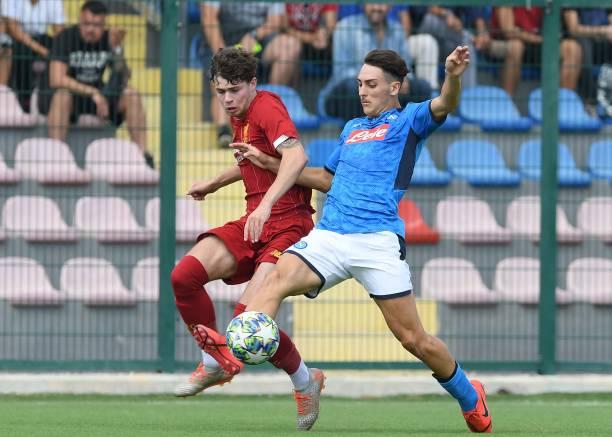 ITA: SSC Napoli U19 v Liverpool FC U19: UEFA Youth League