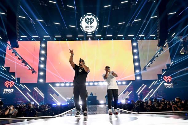 NV: 2021 iHeartRadio Music Festival - Night 1 – Show