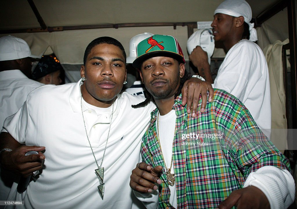 Carmelo Anthony's NBA All-Star Party Hosted by Nelly : News Photo