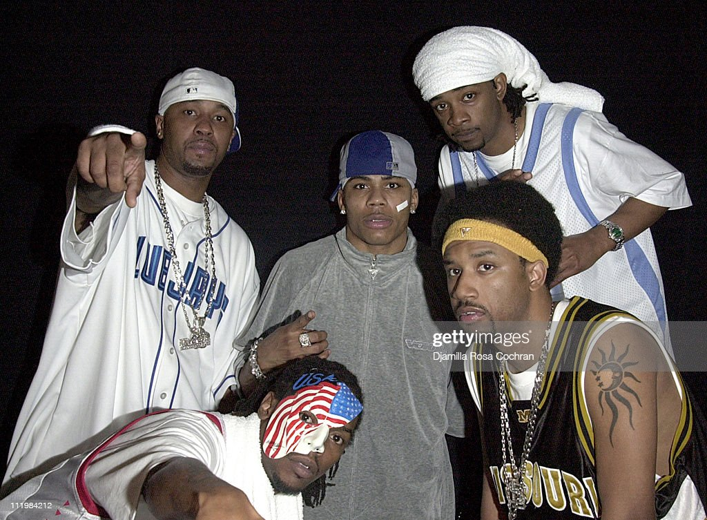 Nelly Live In Concert