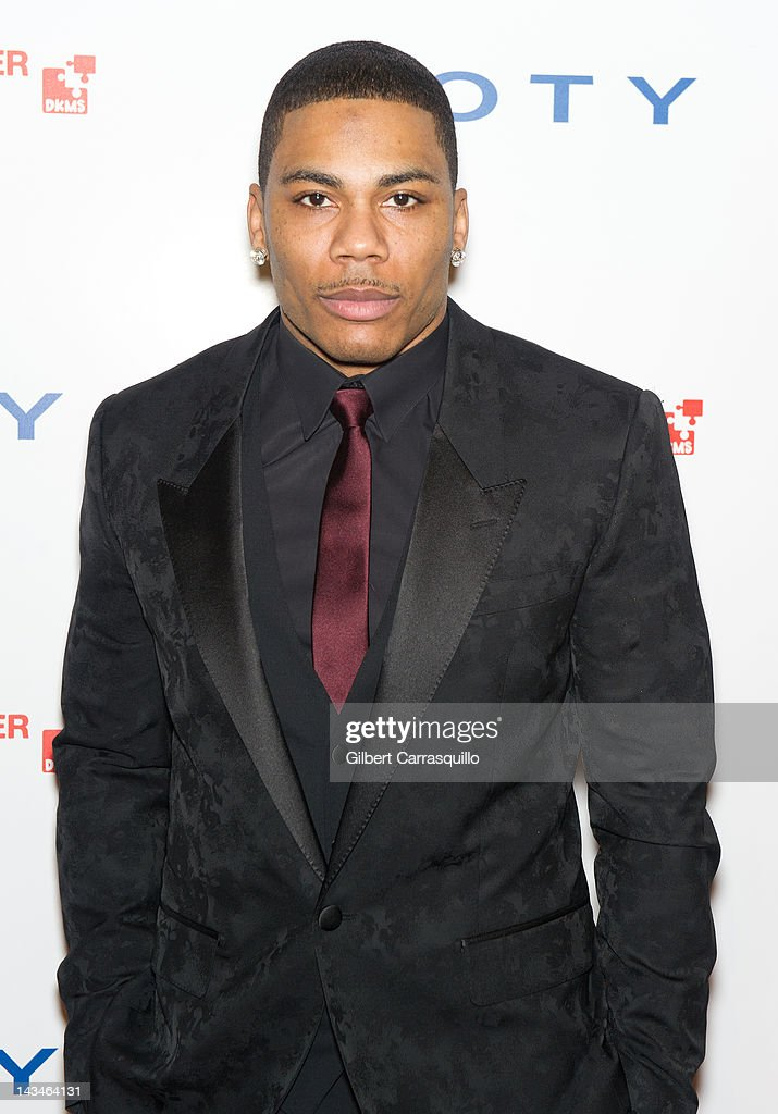 Nelly attends the 6th annual DKMS Linked Against Blood Cancer gala at Cipriani Wall Street on April 26, 2012 in New York City.