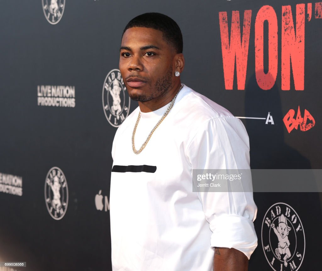 Nelly attends the Los Angeles Premiere Of 'Can't Stop Won't Stop' at Writers Guild of America, West on June 21, 2017 in Los Angeles, California.