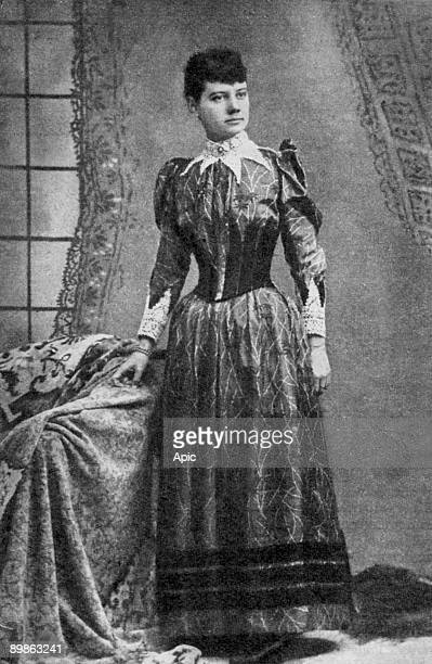 Nelly Bly pseudonym of Elizabeth Cochrane Seaman american journalist for the New York newspaper The World whose ideological struggles were on working...