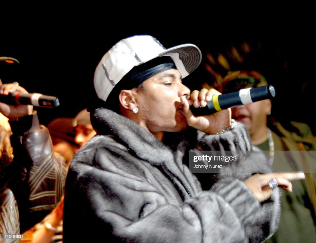Nelly during Power 105.1 Presents Ja Rule Album Release Party at Exit in New York City, New York, United States.
