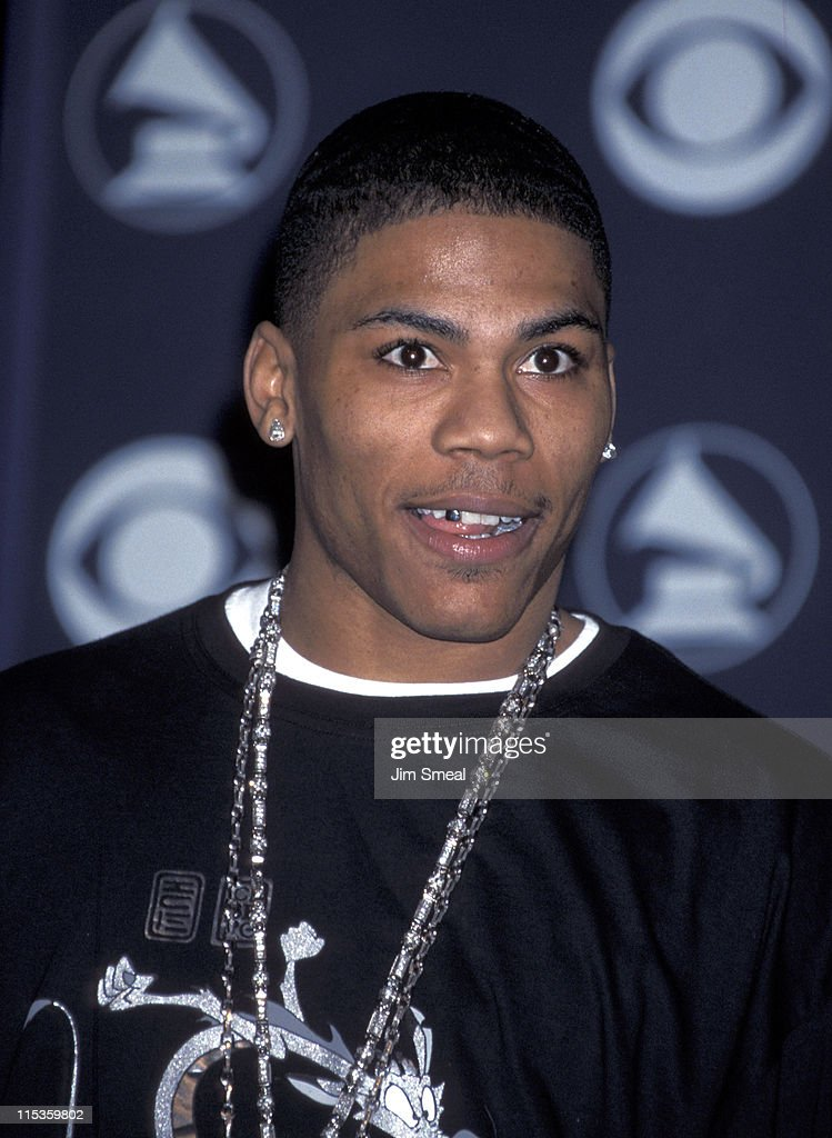 Nelly during The 43rd Annual GRAMMY Awards - Nominations Announcement at Beverly Hilton Hotel in Beverly Hills, California, United States.