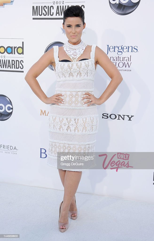 Nelly Furtado arrives at the 2012 Billboard Music Awards at MGM Grand on May 20, 2012 in Las Vegas, Nevada.
